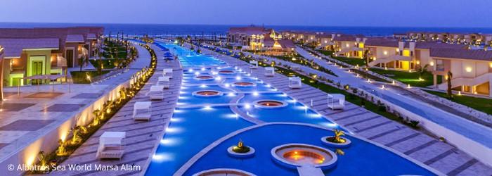 Luxusurlaub Ägypten