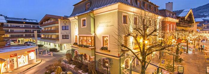 Hotel Grüner Baum – Zell am See