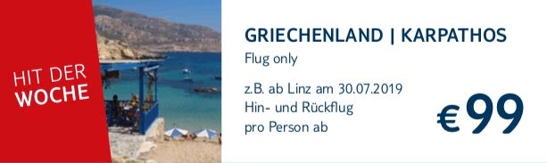 TUI Hit Flug Only Griechenland