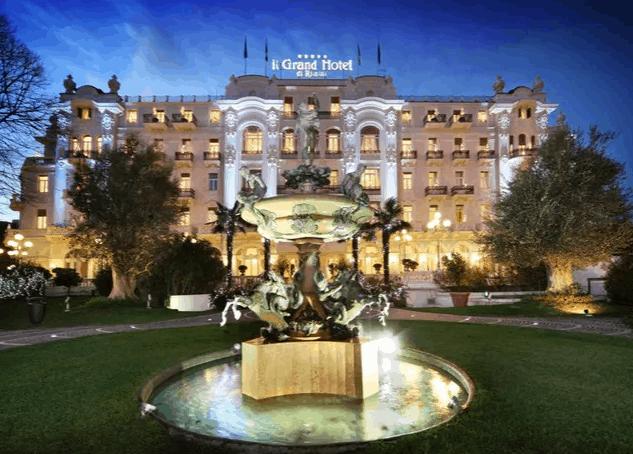 Rimini Hotel Anlage