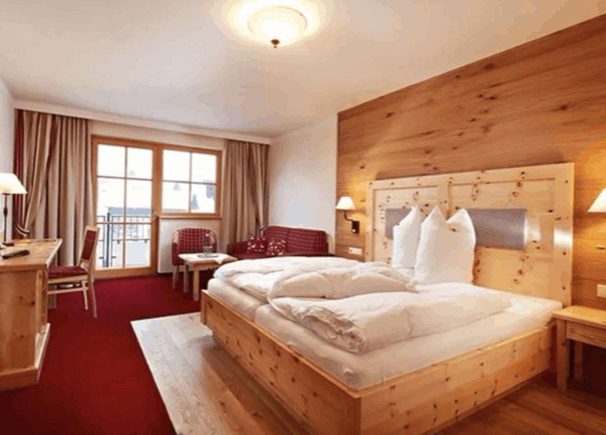Hotel Alte Post Großarl Zimmer