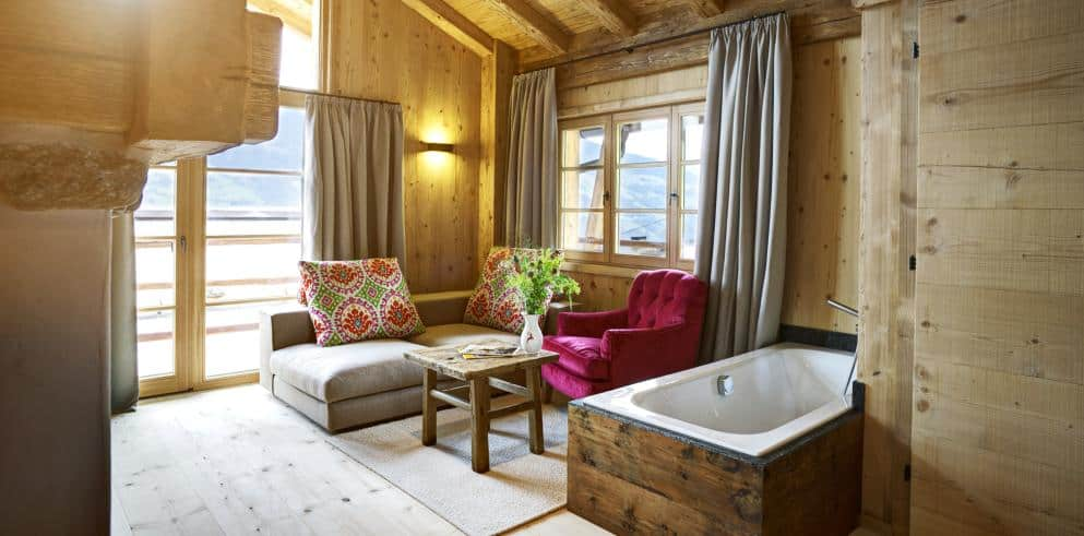 Luxus Chalet Tirol Angebot