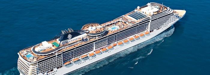 MSC Fantasia – Mittelmeerkreuzfahrt