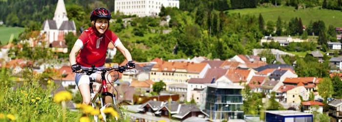 Radurlaub Steiermark
