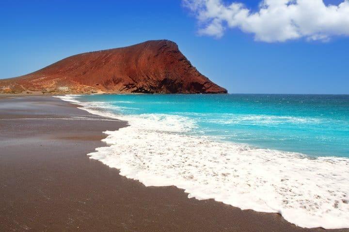 Teneriffa Urlaub Strand
