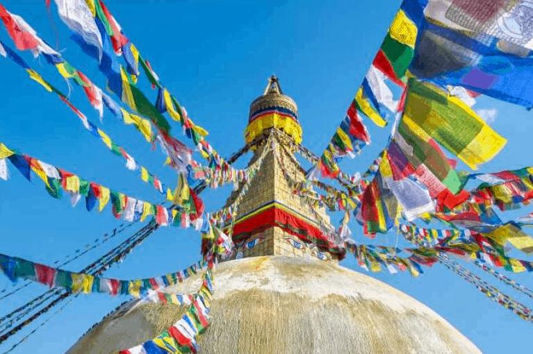 Nepal Rundreise Kathmandu