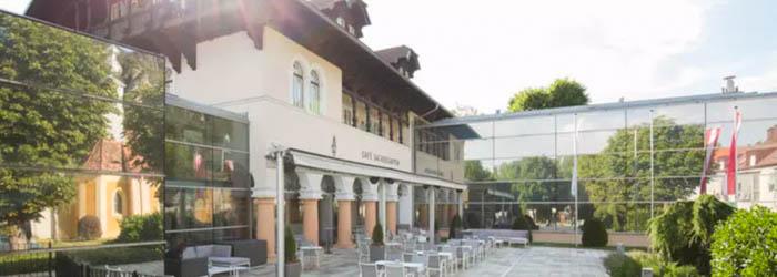 Hotel Sacher – Baden