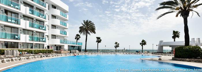 Costa Daurada – 4* Hotel Best Maritim