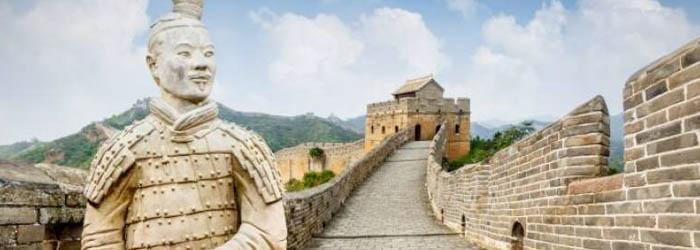 China Rundreise