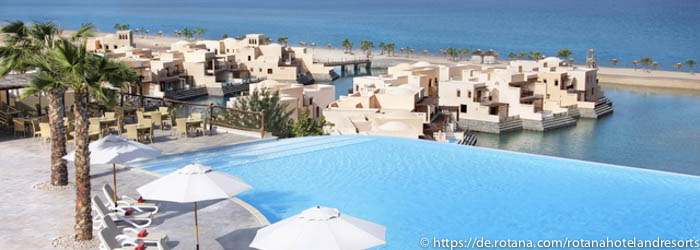 Ras al-Khaimah – The Cove Rotana Resort