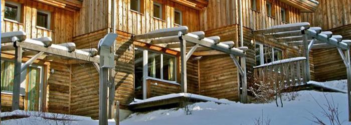Winter im Feriendorf Hohentauern – Steiermark