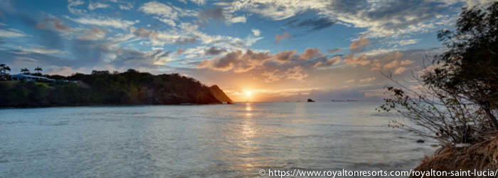 St. Lucia Urlaub