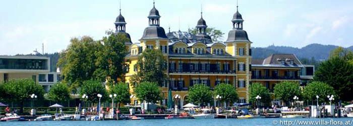 Velden am Wörthersee – Villa Flora