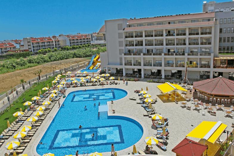 Türkische Riviera Angebot TUI