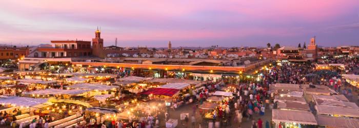 Flüge Marrakesch