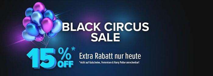 Black Circus Sale