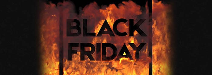 We Are Travel Black Friday
