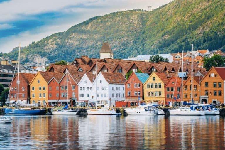 Norwegen Rundreise Oslo
