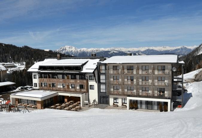 Skiurlaub Nassfeld Hotel