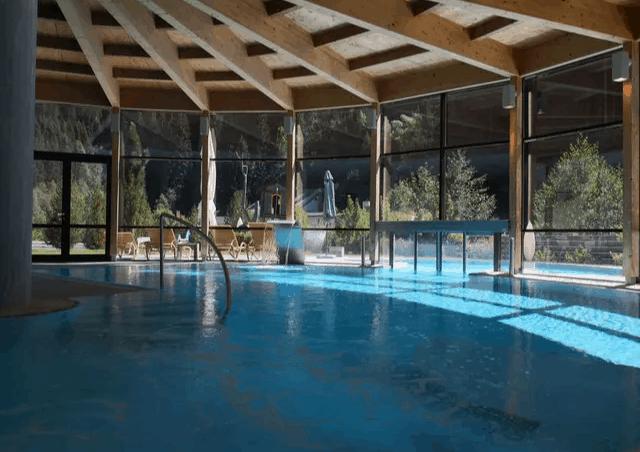 Hopfengarten Hotel Pool