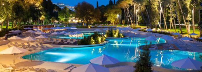 Luxushotel Lone – Rovinj – Kroatien