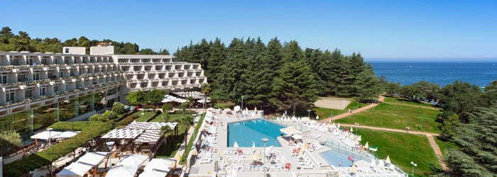 Hotel MEDITERAN Plava Laguna Porec