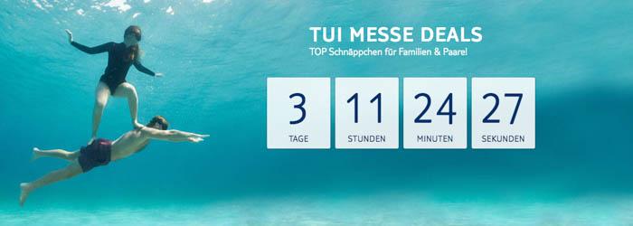 TUI Messe Deals