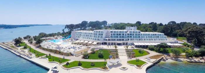 Valamar Isabella Island Resort – Porec – Kroatien