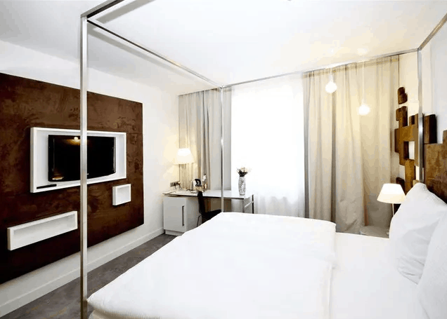 Hotel Pure White Prag Angebot
