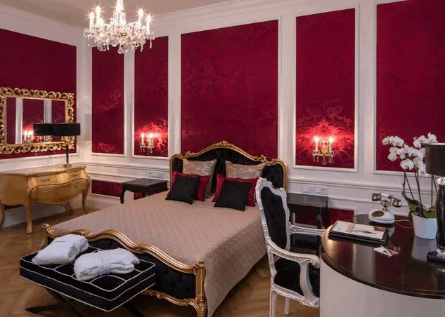 Schloss Schönbrunn Zimmer