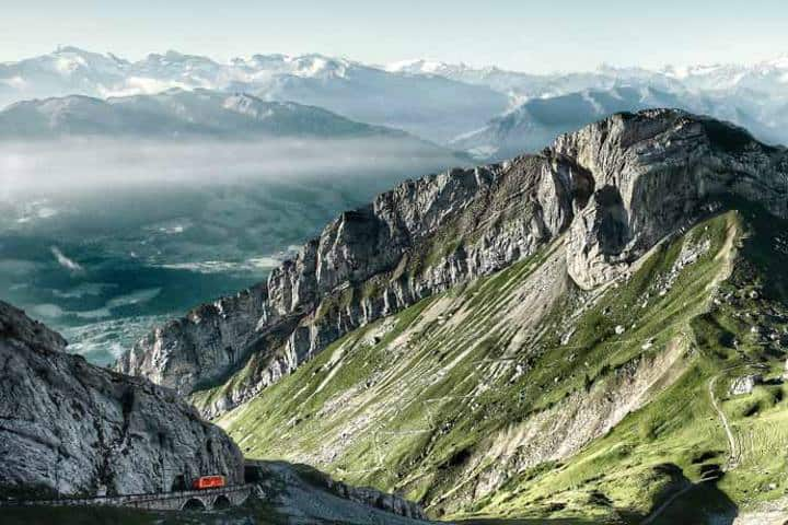 Europa Rundreise Schweiz