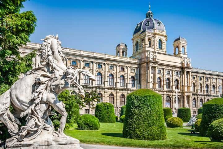 Wien virtuell erleben Museen