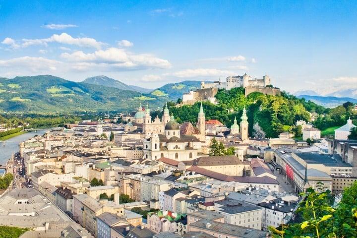 Tagesauflüge Salzburg