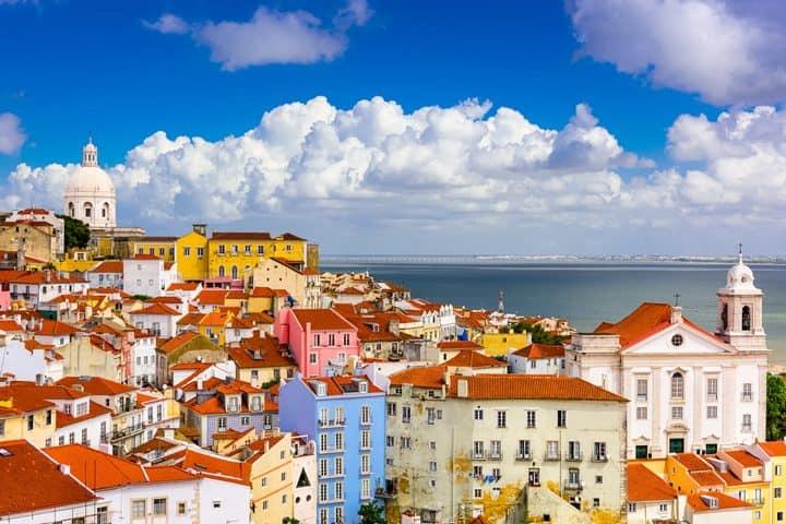 Europa Rundreise Portugal