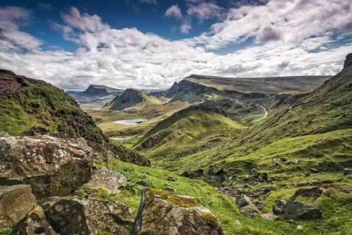 Die schönsten Rundreisen Europas Schottland