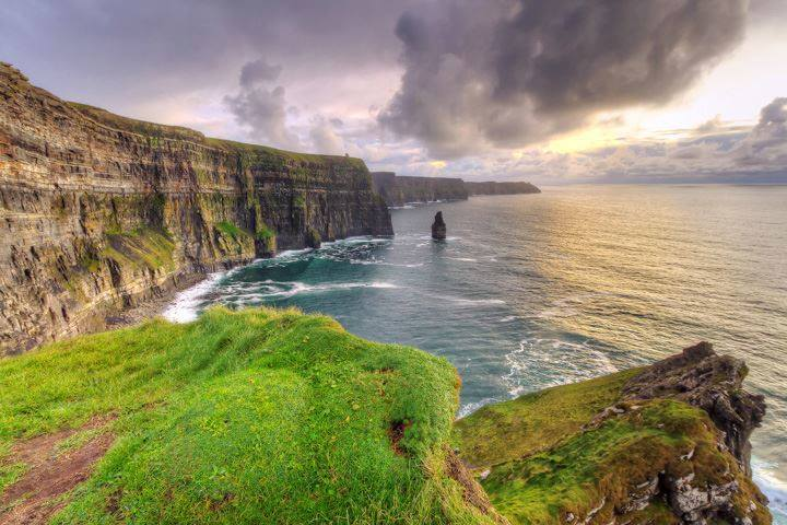 Europa Rundreise Irland