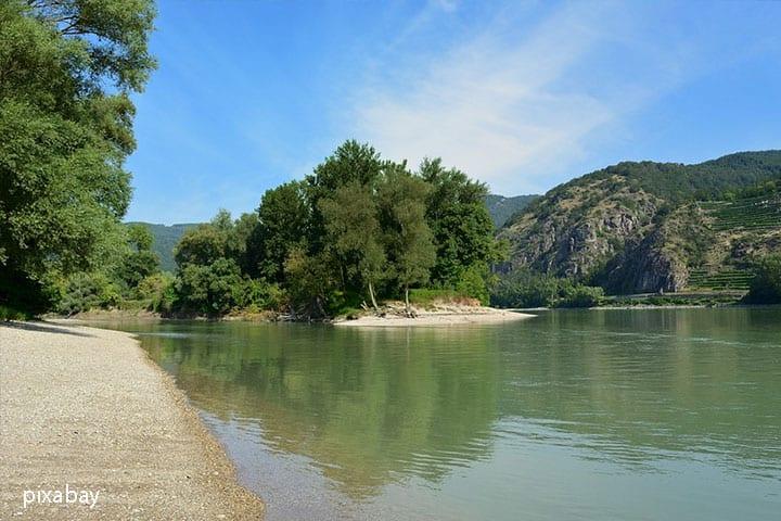 Ausflugsziele Donauauen