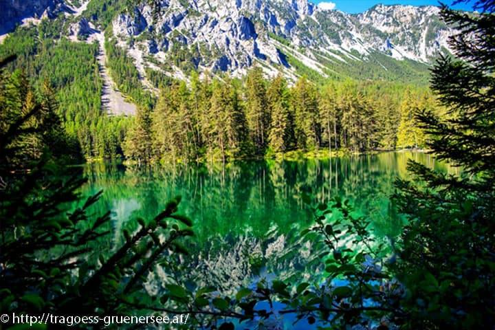 Ausflugsziele Grüner See
