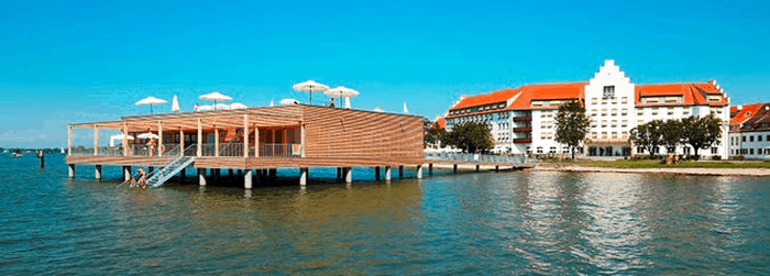 Seehotel Am Kaiserstrand – Bodensee