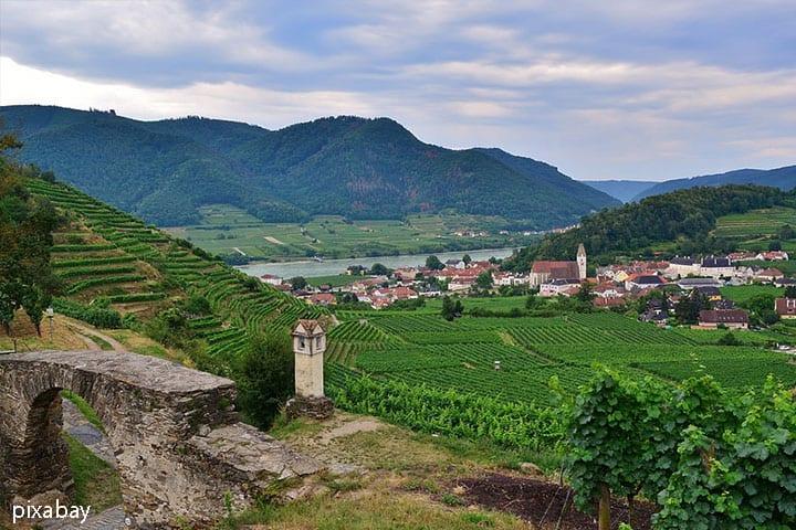 Ausflugsziele Wachau