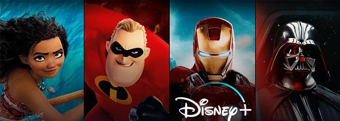 Disney+ kostenlos – 7 Tage testen!