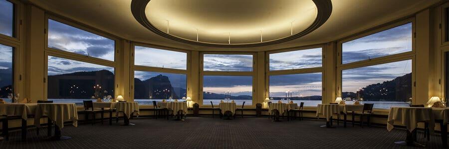 Hotels mit fantastischer Aussicht Schweiz