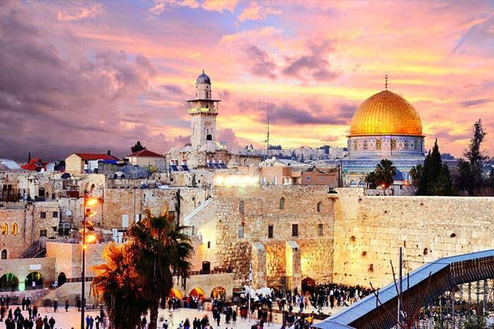 Israel Rundreise 1