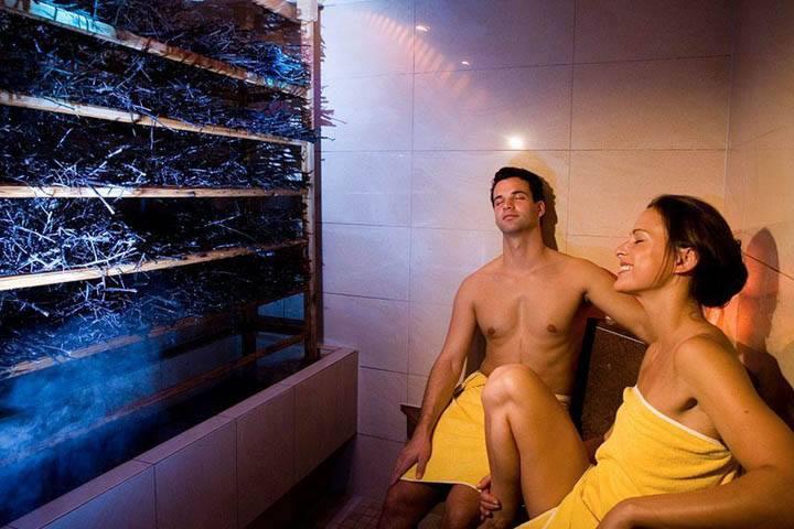 Wellness Allmer Bad Gleichenberg Sauna