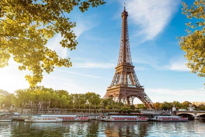 Sehenswürdigkeit Paris