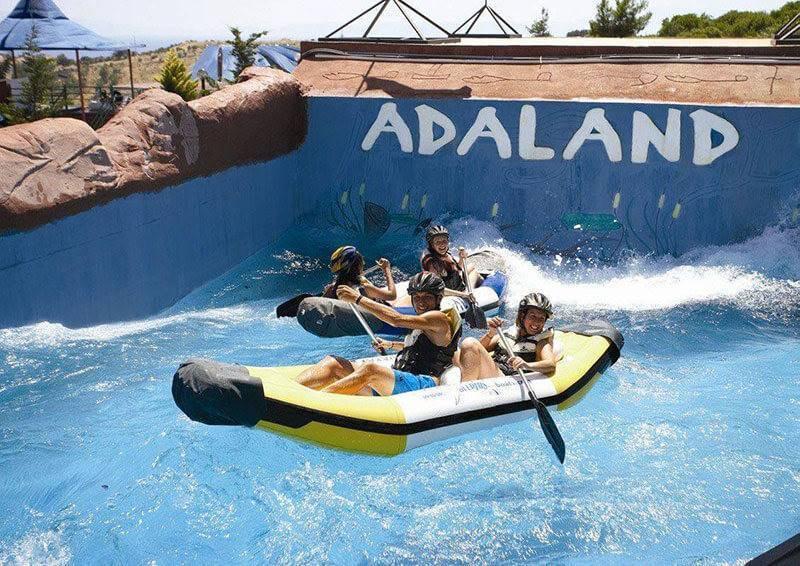Wasserparks Türkei