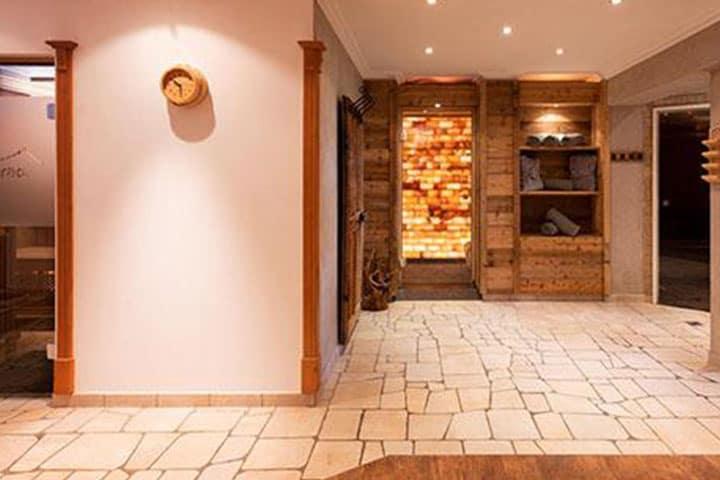 Hotel Stubaierhof Sauna