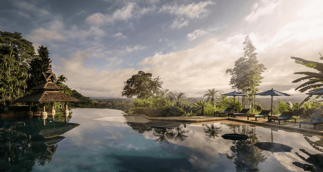 Die schönsten Pools Thailand