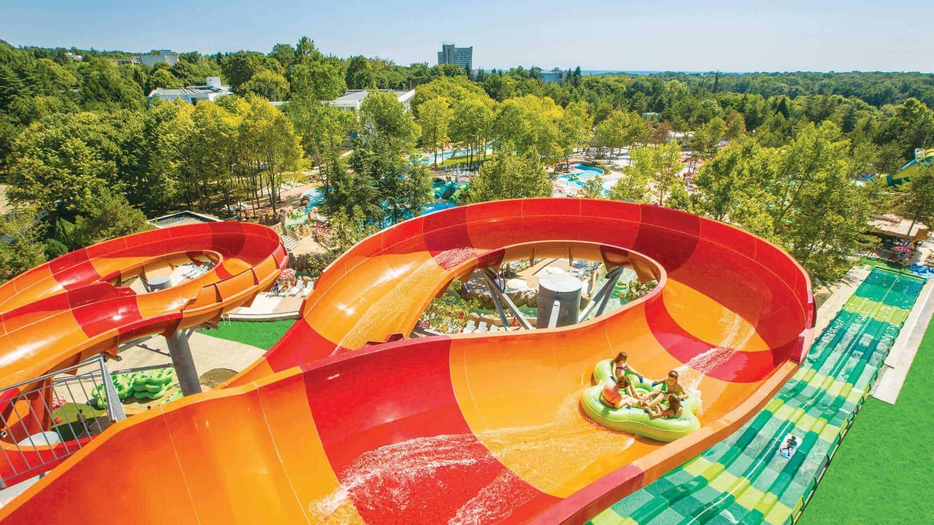 Wasserparks Aquamania