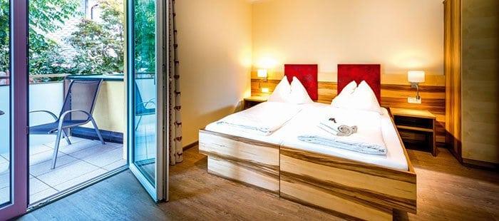 Traunsee Hotel Zimmer